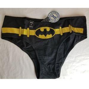 Torrid ~ Batman Batwoman Belt DC Hipster Panty New
